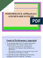 Reward & Appraisals
