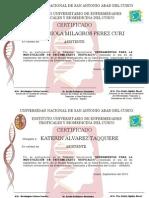 Certificados Farmacia