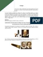 citologia historia