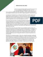 Análisis Pest Del Perú
