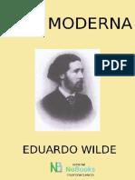 Vida Moderna - Eduardo Wilde
