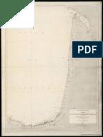 Mapa Costas Comprendidas Machichaco Gironda(BDH BNE)0000013936