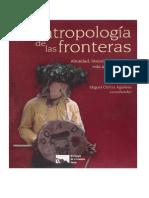 Olmos, Miguel, Antropologia de Las Fronteras-proc