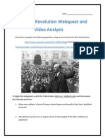 the russian revolution webquest and video analysis