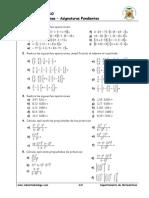 repaso ejercicios matemáticas 2 eso