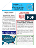 2015-16 Winter WMGS Newsletter