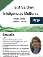 Exposición Gardner e Inteligencias Múltiples