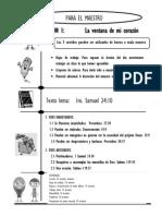 LECCIONES ESCUELA BIBLICA DE VACACIONES
