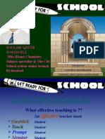 Effective Teaching2