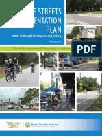 FINAL CSI Implementation Plan