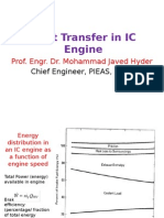 IC Engine Heat Transfer