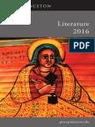 Literature 2016