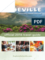 2016 Asheville Travel Guide