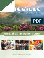 2016 Asheville Travel Guide