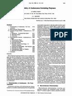 Photochemistry of Azobenzene-Containing Polymers