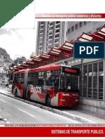 Trasporte Publico Moderno y Eficiente