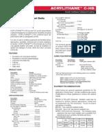 AcrylithaneC-HSTD2014nov25