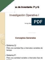 2014-Stock P y Q