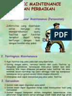 2-Basic Maintenance Dan Perbaikan