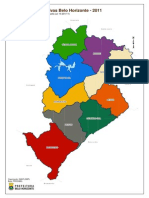 Belo Horizonte Mapas