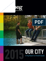 Peg Health Equity Report 2015