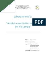 Informe Concentración de minerales