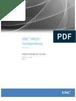Docu57786 VPLEX 5.4 Administration Guide