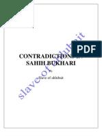 Contradictions in Sahih Bukhari