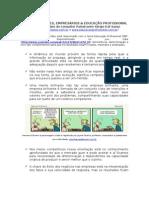 artigo DICAS ADMINISTRADORES  E  EMPRESÁRIOS (video e hermes)