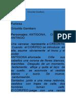 G GAMBARO ANTIGONA FURIOSA