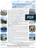 Medjugorje, Istanbul, and Greece   Canterbury Pilgrimages