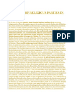 THE ROLE OF RELIGIOUS PARTIES IN PAKISTAN.docx