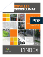 De meilleures villes pour un meilleur climat
