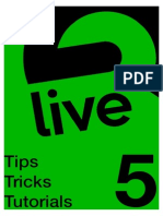 Ableton Live Tips and Tricks Part 5