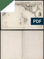 Carta de La Bahía de Panamá (BDH-BNE)
