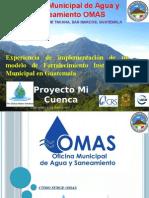 3.-Presentación Mi Cuenca - Tacaná Guatemala