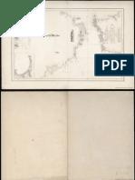 Carta Esferica Del Estrecho de Gibraltar (BDH-BNE)
