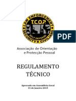 Regulamento Técnico TCOP
