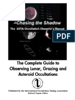 IOTA Observers Manual all pages