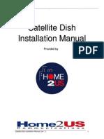 Dish Mount Installation Manual H2US