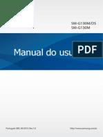 Manual Usuário, Samsung SM-G130M/DS