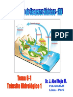 Tema 06-1transito Hidrologico 1