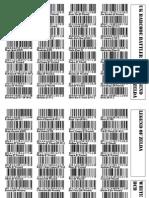 All Cards for Barcode Battler