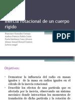 Inercia Rotacional de Un Cuerpo Rígido Anteproyecto (1)