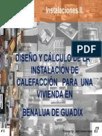 14 - Cálculo de Instalación de Calefaccion Bitubular