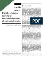 Adaptación, Fractales y Trampas - Karol y Suárez
