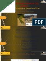 Planeamiento de  Minas - Estudio de Factibilidad Mina Santa Ana ppt