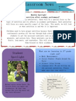 newsletter series