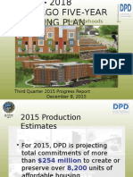 DPD 2015 Third Quarter Progress Report July-September