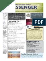 Messenger 1-29-15